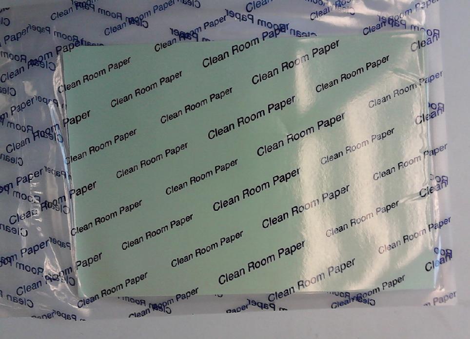 Renic CPA4G 无尘复印纸A4(淡绿色)