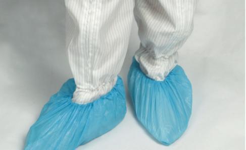 Renic NWSPE201 CPE防滑鞋套 蓝色 3g